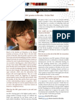 ERC_Newsletter_June_2013_Researcher_spotlight
