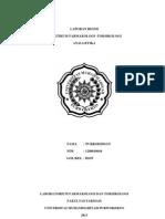 Blanko Laporan Resmi Kimia Analisis