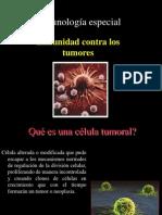 Inmunidad Contra Los Tumores y Rechazo a Injertos