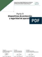 Parte 9 dispositivos de protección y seguridad