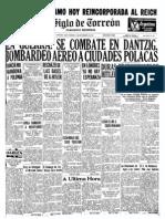 1septiembre39 El Siglo de Torreon