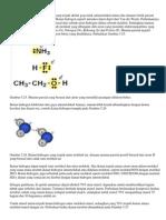 Ikatan Hidrogen Merupakan Ikatan Yang Terjadi Akibat Gaya Tarik Antarmolekul Antara Dua Muatan Listrik Parsial Dengan Polaritas Yang Berlawanan