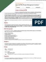 Udep - Diplomado Gerencia de Proyectos i