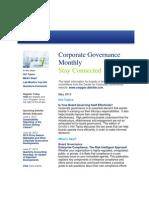 Delloite Corporate Governance Report