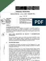 Resolución 1838-2012-SUNARP-TR-L