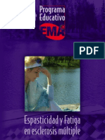 4 EMA Espasticidad Fatiga