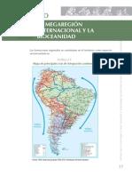 La megaregión internacional y la bioceanidad