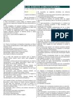49252532 160 Exercicios de Direito Constitucional Fcc