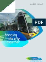LUAS Cross City brochure June 2013