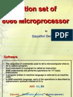 2.Micro controller 8086 Instruction Set