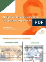 Zonage Radiotherapie Institut Curie