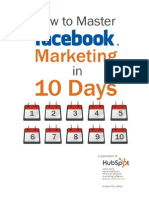 How to Master Facebook Marketing in 10 Days (1)