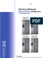 FRS-25NC Manual Servicio