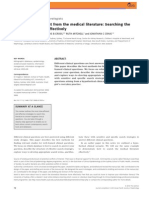 How to get the most from the medical literature- Searching the medical literature effectivelynep.pdf