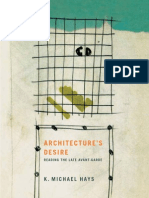 Analogy Architecture of Desire