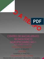 Centro de Bachiyerato Tecnologico Agropecuario No