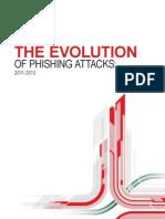 Kaspersky Lab KSN Report the Evolution of Phishing Attacks 2011-2013