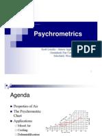 Tc Fundamentals 2011 Psychrometrics