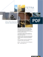 TETRA_Fiber Fed Repeater