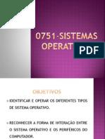 0751-SISTEMAS OPERATIVOS