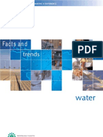 Water Facts and Trends