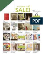 Blessings Unlimited Semi-Annual SUPER Sale!