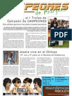 CAMPEONES de Aranjuez nº59 21-jun-13