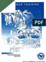 PT6T Engine
