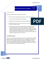 Preventive and Shutdown Maintenance for Engineers - New