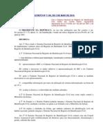 Decreto n 7.166