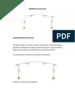 Estructura Metalica Memoria.pdf