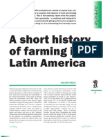 A Short History of Farming in Latin America, Pengue, W. Seedl