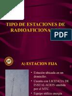 2-Tipos de Estaciones