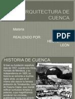 Arquitectura de Cuenca (1)