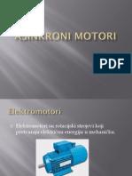 Asinkroni Motori - IL