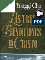 David Yonggi Cho Las Tres Bendiciones en Cristo.pdf