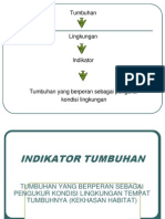Indikator Tumbuhan