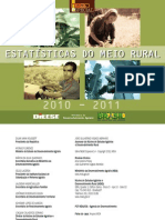 Estatisticas Do Meio Rural 2010-2011