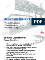 PlantSpace and Bentley CloudWorx2