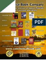 Continental Book Spanish ESL Spanish Bilingual Catalog