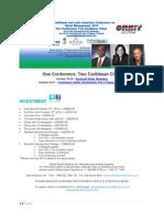 Caribbean & Latin American Conference on Talent Management 2013 Delegates' Kit
