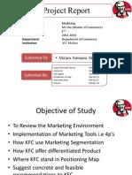 Presentation KFC Multan