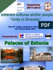 Palaces of Estonia