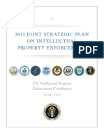 2013 Us Ipec Joint Strategic Plan