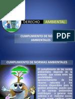 Clase 09 Cumplimiento de Las Normas Ambientales