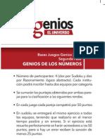 GENIOS DE LOS NÚMEROS