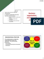 5. Organizational Structure