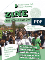 VP Zine End of Year Edition 2012