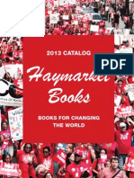 Haymarket Books 2013 Catalog