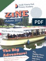 VP Zine Autumn 2012 Edition